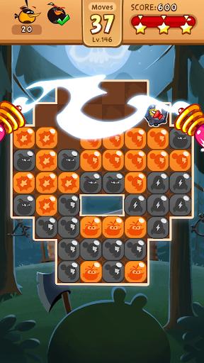 Angry Birds Blast  captures d'écran 1