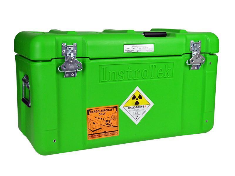 Type A Shipping Case - For InstroTek/Troxler Nuclear Density Gauges | HMA  Lab Supply