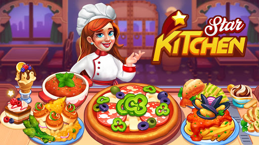 Kitchen Star Craze - Chef Restaurant Cooking Games 2.0 screenshots 1