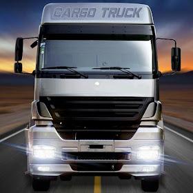 Cargo Truck Driving
