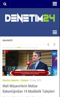 Denetim24- screenshot thumbnail