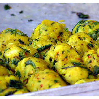 Mashed Potato Bonda