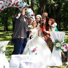Wedding photographer Oksana Ryabovol (oksss12333). Photo of 05.07.2015