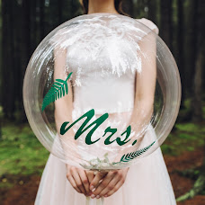 Wedding photographer Nikulina Ekaterina (katenik). Photo of 26.09.2017