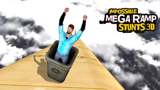 Impossible Mega Ramp Stunts 3D android2mod screenshots 17