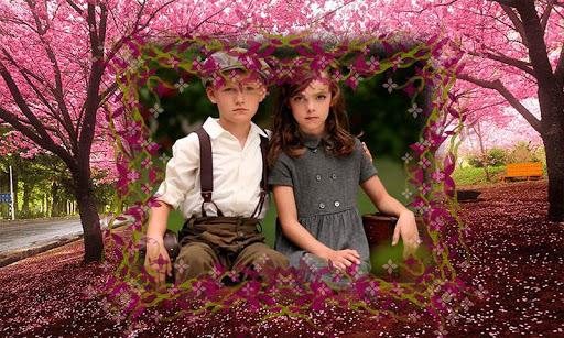 Cherry Blossom Photo Frames