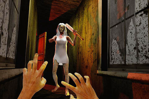 Scary Granny: Horror Neighbour Game  screenshots 2