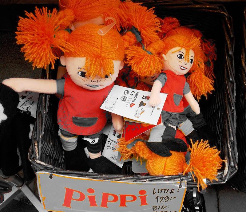 Volevo essere Pippi! di manuwanderer