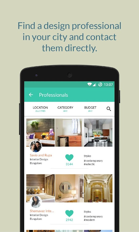 Houzify Interior Design Ideas Android Apps On Google Play