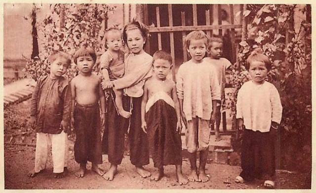 19 bức ảnh về cuộc sống Việt Nam cách đây 100 năm - ảnh 17