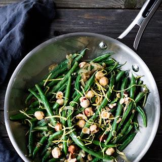 Lemon Green Beans Onions Recipes