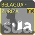 Belagua y Zuriza 1.25 000 icon