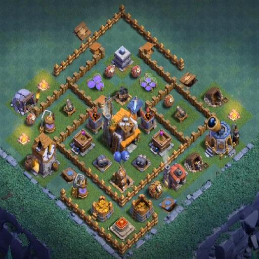 layout for clash of clans  screenshots 3