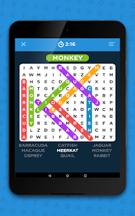 Infinite Word Search Puzzles- screenshot thumbnail