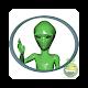 Download Green Alien Dance Sticker - WAStickerApps For PC Windows and Mac