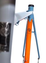 Photo: Calfee Dragonfly with BarStem custom paint