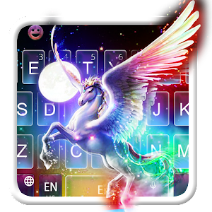 Fantasy Penesas Keyboard Theme