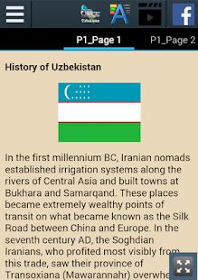 History Of Uzbekistan - náhled