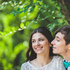 Wedding photographer Alina Glushkova (One-family). Photo of 23.09.2013