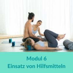 Restorative Yoga Modul 6