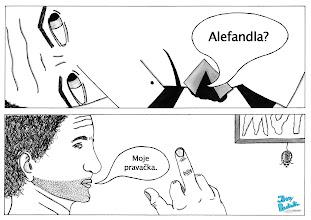 Photo: Šestá část s explicitním gestem.  Oficiální stránky http://bouchacka.weebly.com/