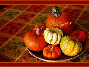 Photo: Happy Thanksgiving  7  Sing to the Lord with thanksgiving; make melody to our God on the lyre!  8 He covers the heavens with clouds; he prepares rain for the earth; he makes grass grow on the hills.  9 He gives to the beasts their food, and to the young ravens that cry.  10 His delight is not in the strength of the horse, nor his pleasure in the legs of a man,  11 but the Lord takes pleasure in those who fear him, in those who hope in his steadfast love.   12  Praise the Lord, O Jerusalem!     Praise your God, O Zion! Psalm 147:7-12 ESV  Psalm 147 ESV; https://www.biblegateway.com/passage/?search=Psalm+147&version=ESV&utm_expid=13466113-14._FDQX2HfR4SO5nXu6EKjTw.0&utm_referrer=https%3A%2F%2Fwww.biblegateway.com%2Fquicksearch%2F%3Fquicksearch%3DThanksgiving%26qs_version%3DESV  Audio; https://www.biblegateway.com/audio/mclean/esv/Ps.147