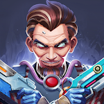 Clone Evolution: Science Fiction Idle RPG APK
