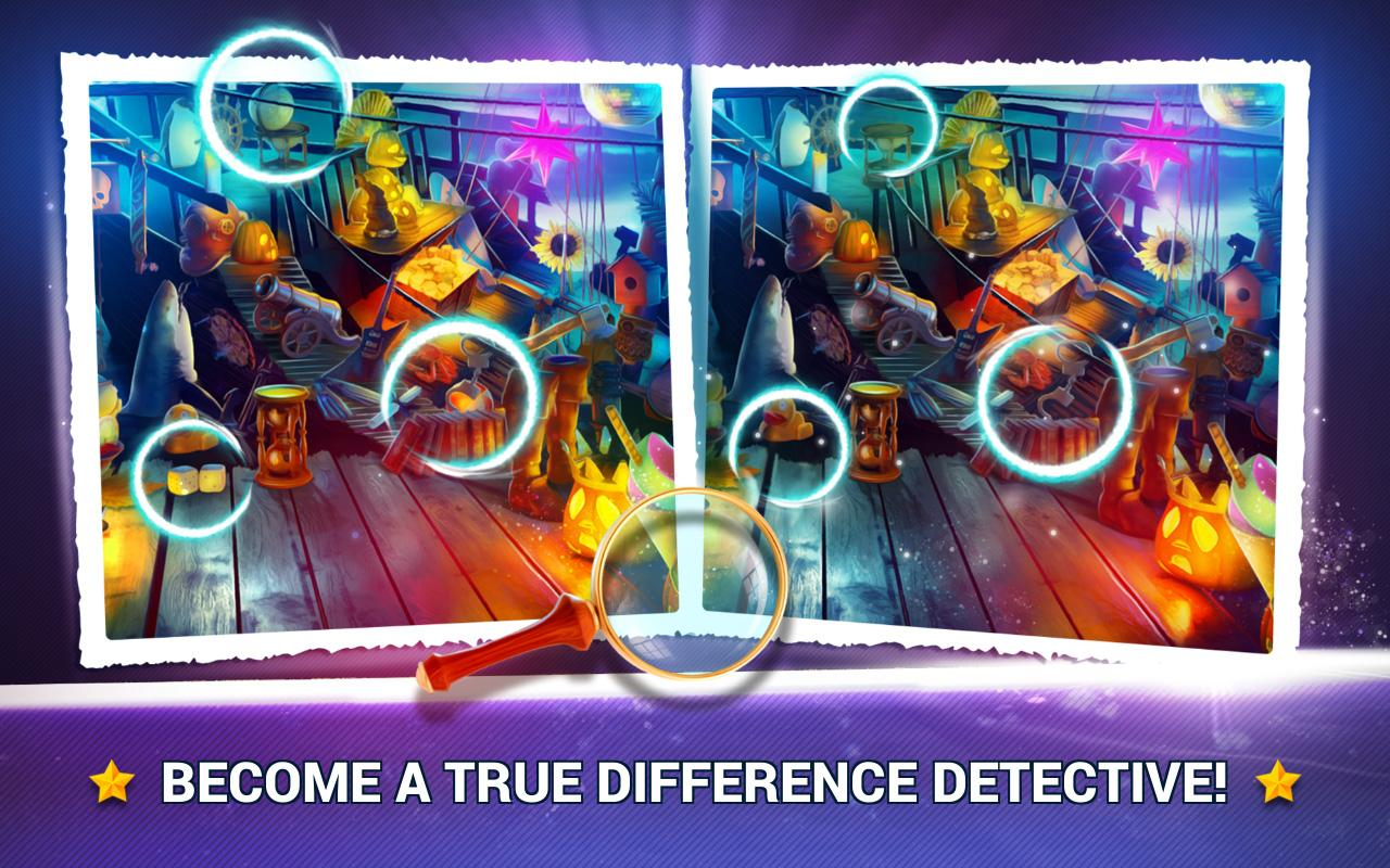 Find the Difference Halloween - Spot Differences- screenshot