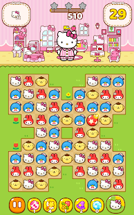Hello Kitty Friends – Tap & Pop, Adorable Puzzles 23