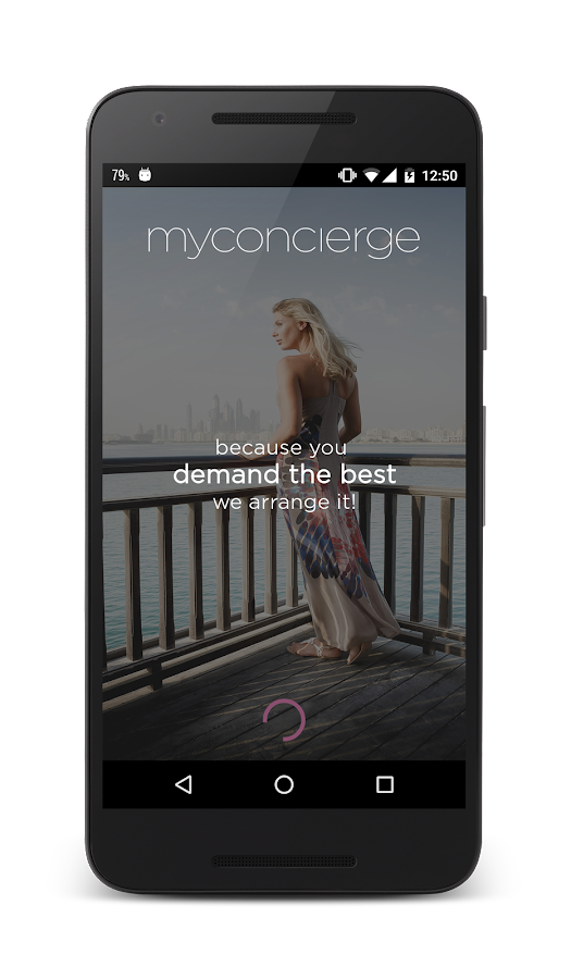 myconcierge.com - Dubai offers- screenshot