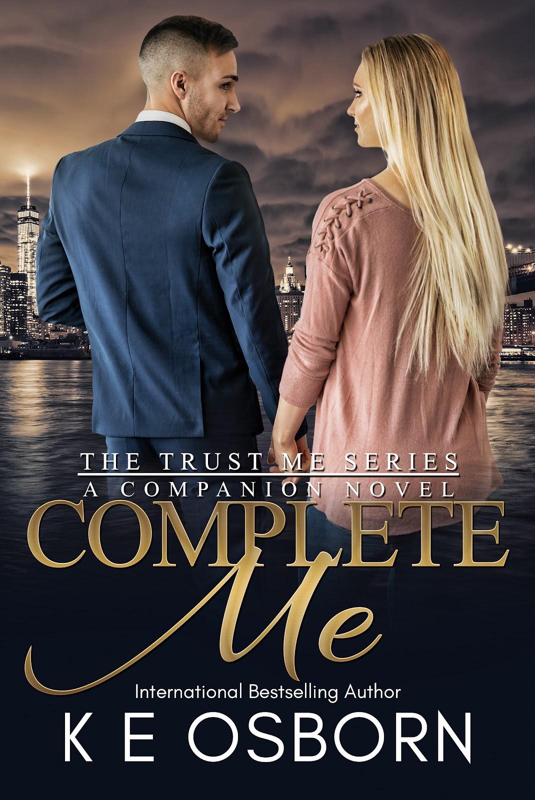 BK4 Complete Me E-Book Cover