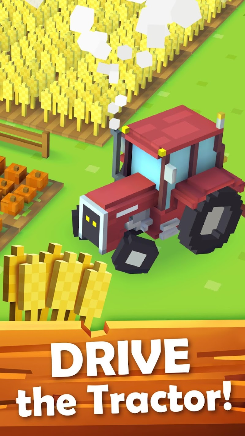 Blocky Farm Screenshot 1