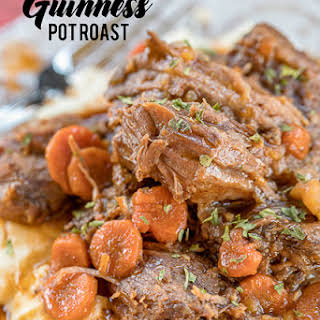 Slow Cooker Guinness Pot Roast.