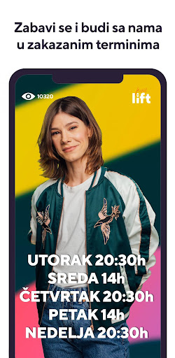 Lift Kviz screenshots 4