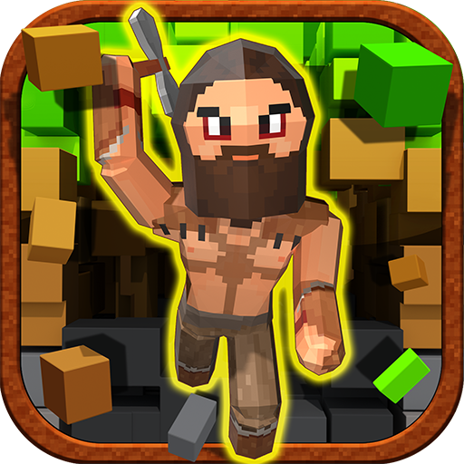 PrimalCraft Survive with Minecraft Skins Exporter (game)