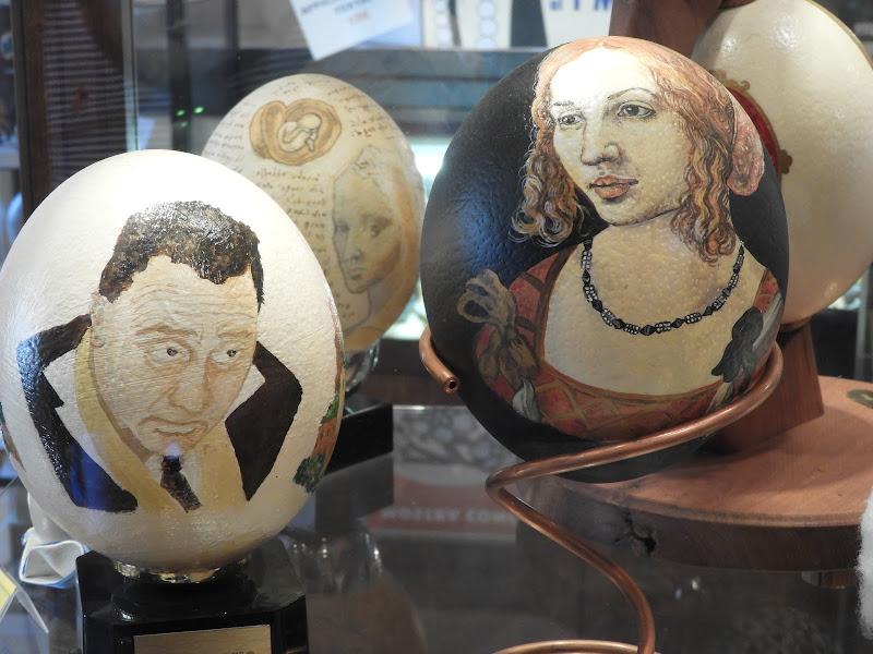 """collezione """"dell'ovo pinto. di claudio_sposetti"""