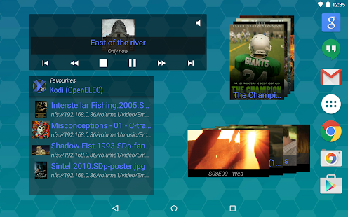 Yatse, the Kodi / XBMC Remote Screenshot 18
