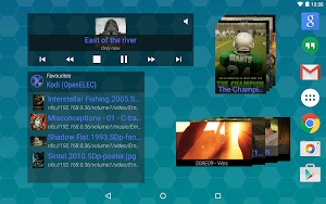 9 Yatse, the Kodi / XBMC Remote App screenshot