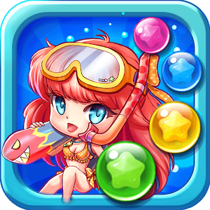 Bubble Shooter Seas for PC and MAC