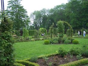 Photo: Jardin italien (roseraie)
