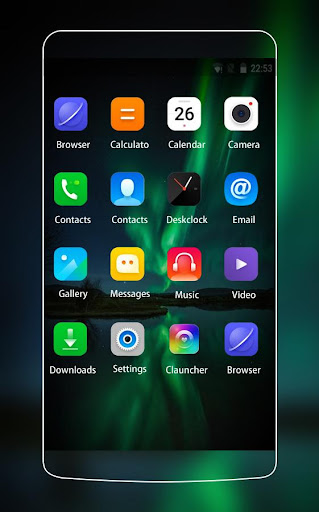 Theme for Lenovo phab2 HD 2.0.51 screenshots 2