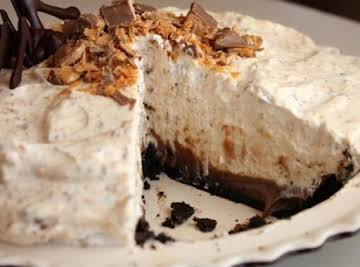 Butterfinger Cream Pie