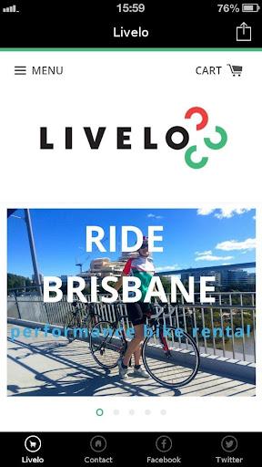 Livelo Road Bike Rentals