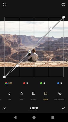 Fotor Photo Editor - Photo Collage & Photo Effects Screenshot