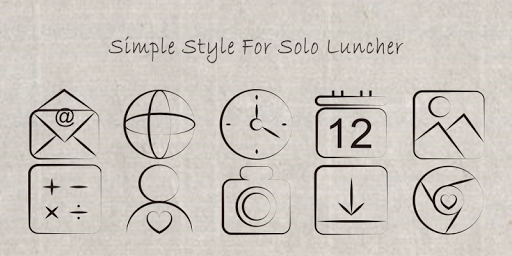 Simple Style-Solo Theme