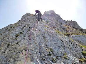 Photo: Verso la cima... forse
