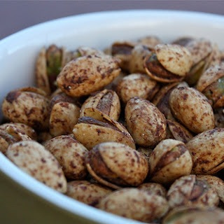 Southern Living'S Spicy Pistachios Recipe