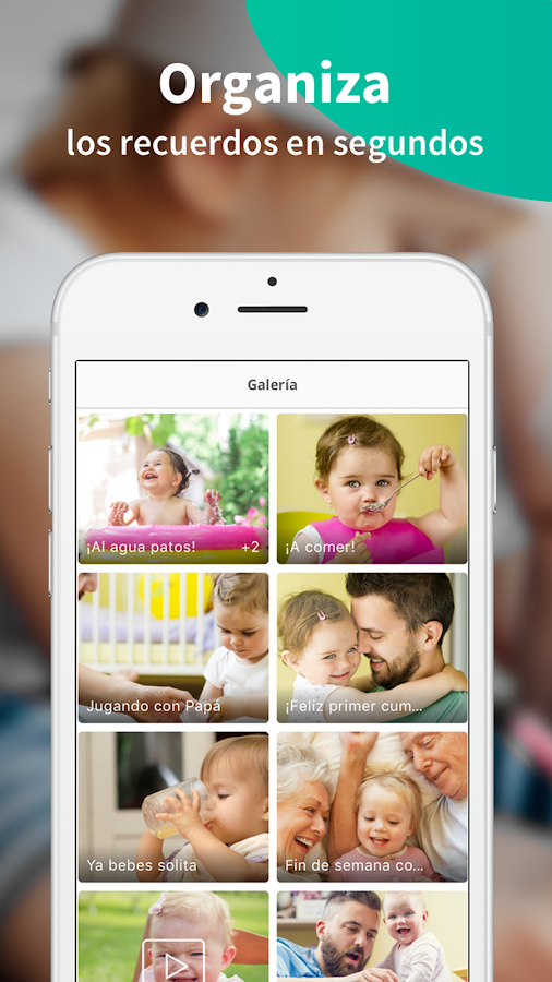 StepsLife - Your child's story: captura de pantalla