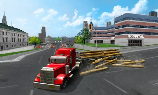 City Transporter - náhled
