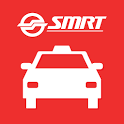 SMRT Book a Taxi icon